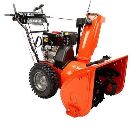 306 cc Two Stage Snow Blower