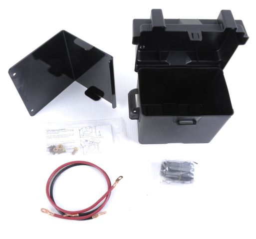 Bercomac Battery Support For Snow Blower