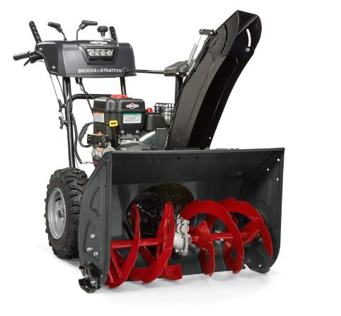 Briggs And Stratton Dual Stage Snow BlowerBriggs And Stratton Dual Stage Snow Blower