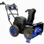 Cordless Two Stage Snow Blower