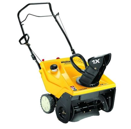 Cub Cadet 21 In Single Stage Electric Start Snow Blower