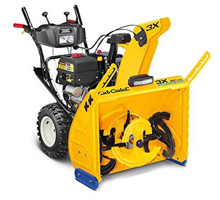 Cub Cadet Three Stage Snow Blower