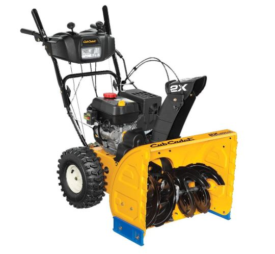 Cub Cadet Two Stage Snow Blower