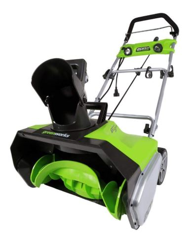 Greenworks 13 Amp 20 Inch Corded Snow THrower
