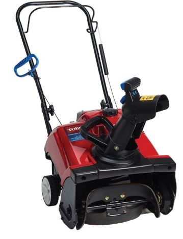 Power Clear Single Stage Gas Snow Blower