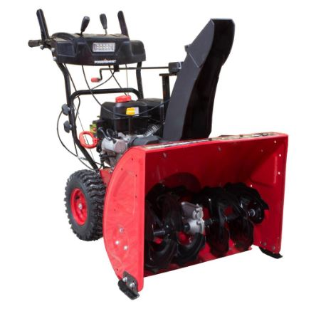 Power Smart Gas Snow Thrower