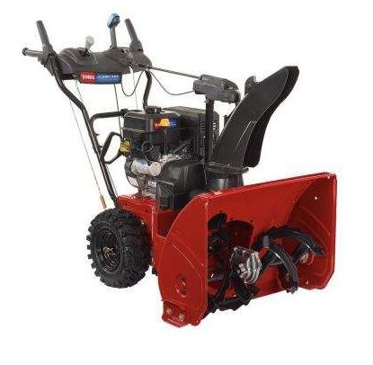 Toro Power Max 824 Two Stage Electric Start Gas Snow Blower