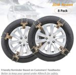 Tire Chains for Truck,SUV of Tire Width